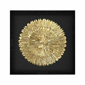 Dimond Home Gold Feather Wall Decor - 3168-019