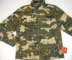 The North Face Men's ThermoBall Camo Coat Jacket Size L GREAT FOR CHRISTMAS GIFT