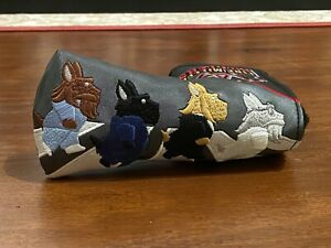 Titleist Scotty Cameron 2017 British Open Headcover Beatles Abbey  Scotty Road