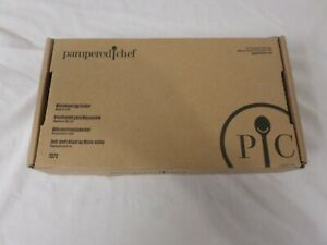 Pampered Chef Microwave Egg Cooker Model No. 1372 [ Brand New ]