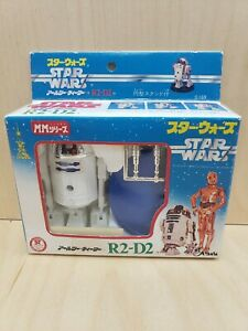 VINTAGE 1978 STAR WARS TAKARA MISSILE FIRING  R2-D2 WIND UP MIB UNUSED BEAUTIFUL