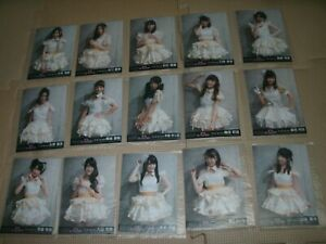 New AKB48 Fortune cookie Under girls Photo 15 set Official goods F S japan $55.98