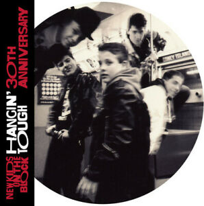 New Kids on the Bloc Hangin#x27; Tough 30th Anniversary Edition New Vinyl LP G $33.61