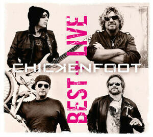 Chickenfoot Best Live New CD