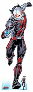 Ant Man Official Lifesize Marvel Avengers Cardboard Cutout with Free Mini GBP 36.49