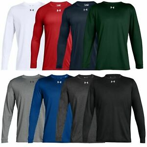 Under Armour Mens UA Tech Locker 2.0 T Shirt Long Sleeve Athletic Tee 1305776 $19.99