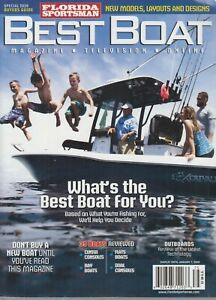 Florida Sportsman Best Boat Magazine Special 2020 Buyers Guide $7.99