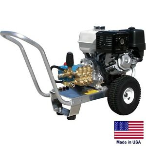 PRESSURE WASHER Commercial - Portable - 4 GPM - 4000 PSI - 13 Hp Honda - CAT