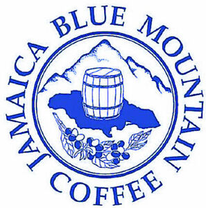 100 % Jamaican Blue Mountain Coffee Beans Roasted Fresh Whole Bean / Ground 12oz