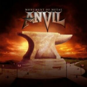 Anvil Monument of Metal: The Very Best of Anvil New CD $11.78