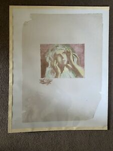 Original French Symbolist Lithograph by Maurice Denis !900 $80.00