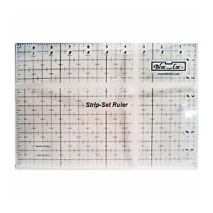 Bloc Loc Strip Set Ruler 7 x 10 Acrylic Ruler $61.68
