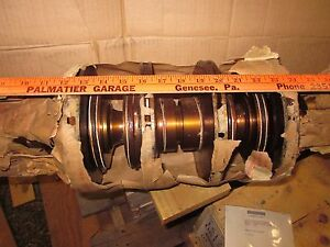 Curtiss-Wright Centrifugal Pump Rotor pn 505868  New