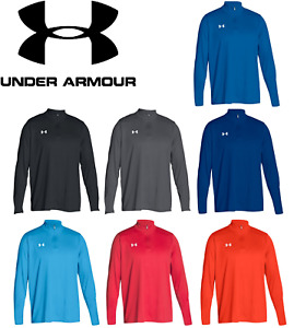 Under Armour Mens Athletic Training UA Tech Locker Quarter 1 4 Zip Shirt 1293901 $26.99