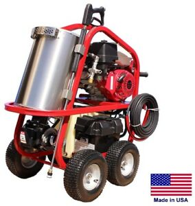 PRESSURE WASHER Commercial - Portable - 3 GPM - 3500 PSI - 10 Hp Vanguard