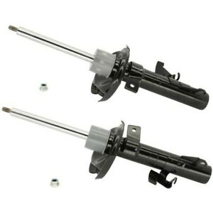 SET-KY334842 KYB Set of 2 Shock Absorber and Strut Assemblies New LH