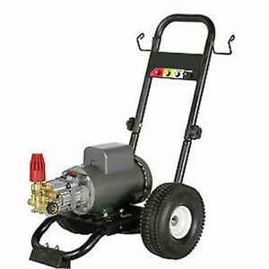 PRESSURE WASHER Electric - Commercial - 1.5 Hp - 110V - 1100 PSI - 2 GPM - BXD