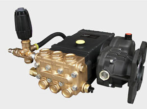 PRESSURE WASHER PUMP - Plumbed - HP HP4040 - 4 GPM - 4000 PSI  5038.C2 Reducer