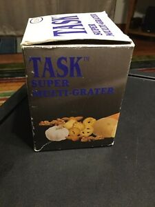 Task Super Multi-Grater Complete Unused
