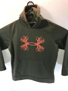 Youth XL Under Armour Storm Hoodie Pullover Sweatshirt $19.99
