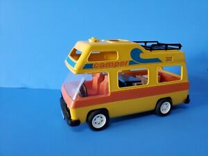 Playmobil 3148 Motorhome RV camping for collectors geobra toy 179