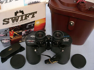 SWIFT STORM KING 7X50 BINOCULAR WATERPROOF INDIVIDUAL FOCUS JAPAN