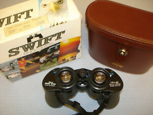 SWIFT CONDOR 10X42 WIDE ANGLE BINOCULAR BUILT ON THE AUDUBON 804 BODY JAPAN