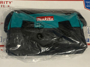 NEW MAKITA 14x10x9 Contractor Tool Bag Storage Case w/Outside Pockets 831253-8