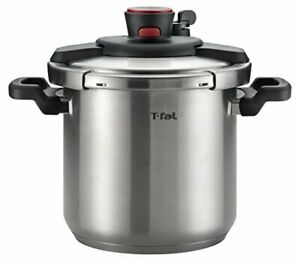 T-fal P45009 Clipso Stainless Steel Dishwasher Safe PTFE PFOA and Cadmium Free
