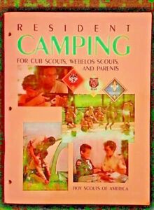 BSA RESIDENT CAMPING FOR CUB SCOUTSWEBELOS SCOUTSAND PARENTS SEE PICTURES