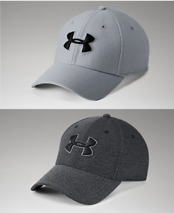 Under Armour Blitzing 3.0 Stretch Fit Cap Lightweight Hat FREE SHIP 1305037 $18.99