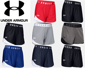 Under Armour Women's Shorts Play Up 3.0 Running Work Out Yoga FREE SHIP 1344552 $17.99