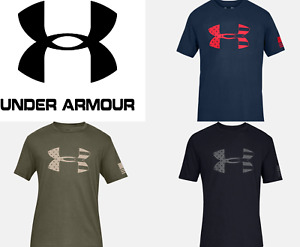 Under Armour Mens UA Freedom Tonal Flag BFL Short Sleeve T Shirt Tee 1333367 $17.99
