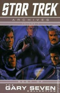 Star Trek Archives TPB #3 1ST NM 2009 Stock Image