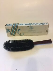 Vintage Stanley Clothes Brush Red Handle #61 Lifetime 10quot; New In Original Box