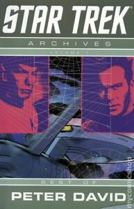 Star Trek Archives TPB #1 1ST NM 2008 Stock Image