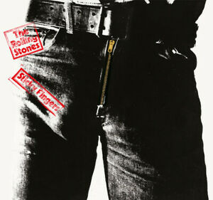 The Rolling Stones Sticky Fingers New Vinyl $23.99