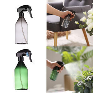 2pcs 300ml Empty Plant Trigger Mister Water Spray Bottle for Flowers Plants Hair
