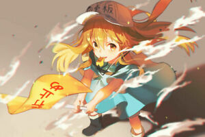 243292 Cell at Work Platelets Anime Cute Girl WALL PRINT POSTER US