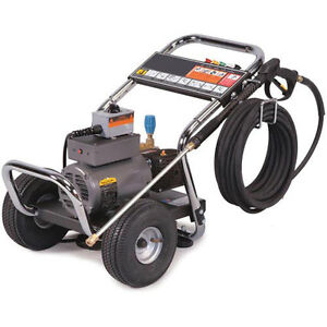 PRESSURE WASHER Electric - Commercial - 2 Hp - 120 Volt - 1500 PSI - 1.9 GPM