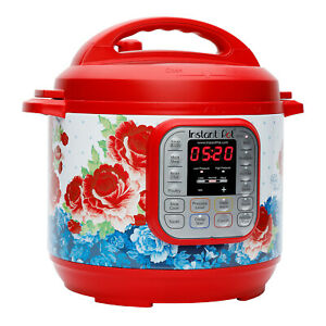7-in-1 6-Quart Programable Multipurpose Rice Slow Cooker Yogurt Maker Warmer