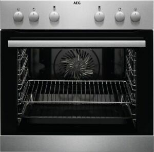 Aeg EEB230010M - Built in Oven/Oven - Stainless Steel with Anti-fingerprint