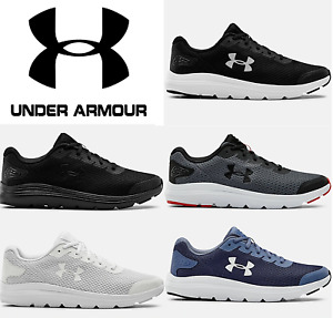 Under Armour UA Men#x27;s Surge 2 Running Training Shoes NEW FREE SHIP 3022595