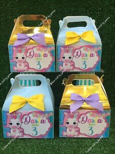 Special Order Personalized Candy Box any party theme.