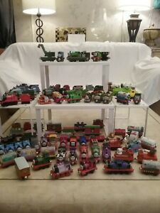 Thomas Metal Trains Take N Play $3.99 each Some Rare Lots Added...You Pick