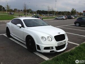 Bentley Continental GT New Body Kit Top Design 2003-2011