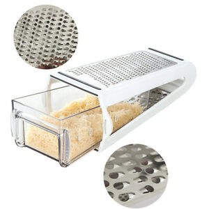 Double-sided Vegetable Potato Cheese Slicer Cutter Chopper Grater Kitchen Tools