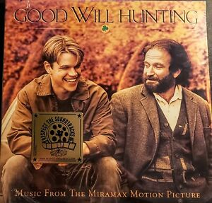 GOOD WILL HUNTING SOUNDTRACK 2 LP SET quot; NEW SEALED quot;