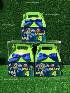 Special Order Personalized Candy Box.
