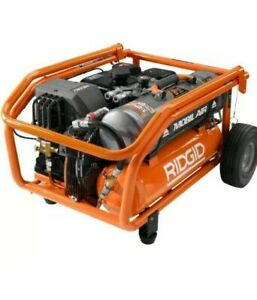 !!! No Shipping!!!  RIDGID Zero Gravity 8 Gal. Gas Power Air Compressor